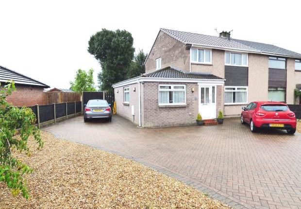 Thumbnail Semi-detached house for sale in Victory Avenue, Gretna, Dumfries And Galloway