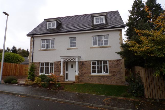 Thumbnail Detached house for sale in Cleghorn Lea, Lanark