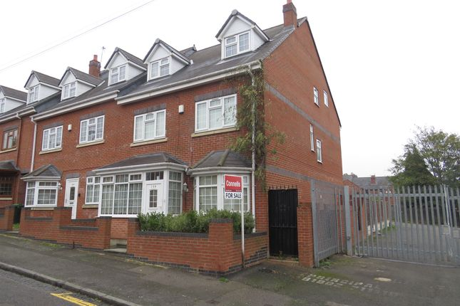 Thumbnail Semi-detached house for sale in Gilbert Road, Edgbaston, Birmingham