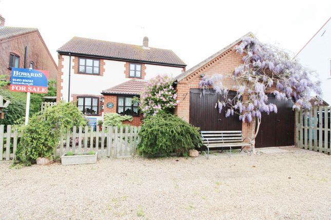 Thumbnail Detached house for sale in The Street, Runham