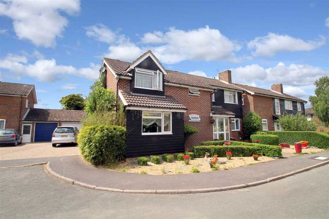 Thumbnail Detached house for sale in Ash Grove, Capel St. Mary, Ipswich