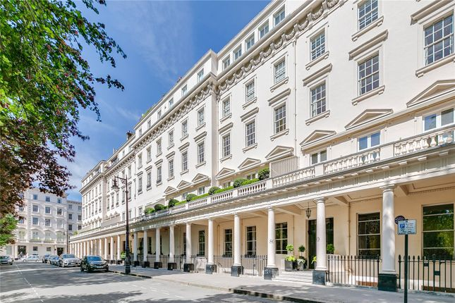 Thumbnail Maisonette for sale in Eaton Square, London