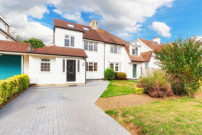4 bed semi-detached house for sale in The Parkway, Iver Heath, Buckinghamshire SL0