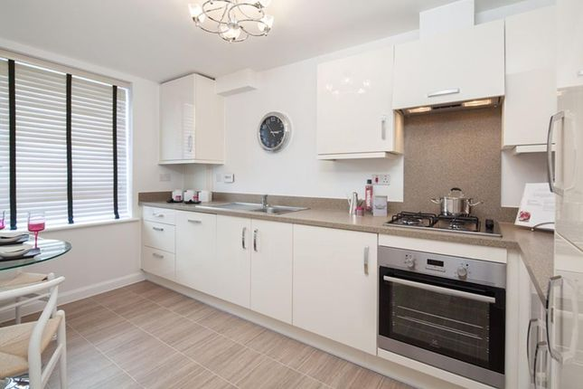 "Thumbnail Semi-detached house for sale in ""Westwood"" at The Green, Upper Lodge Way, Coulsdon"