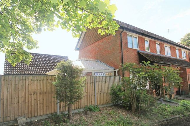 Thumbnail Terraced house to rent in Little Park, Princes Risborough
