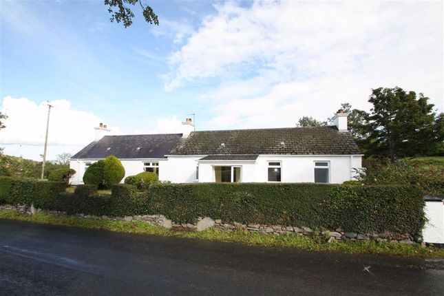 Thumbnail Detached bungalow for sale in Listooder Road, Saintfield, Down