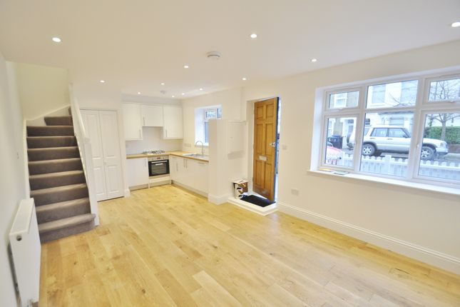 Thumbnail Terraced house to rent in Antrobus Road, Chiswick