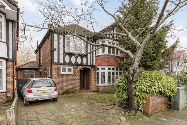 Thumbnail Semi-detached house to rent in Baronsmede, London