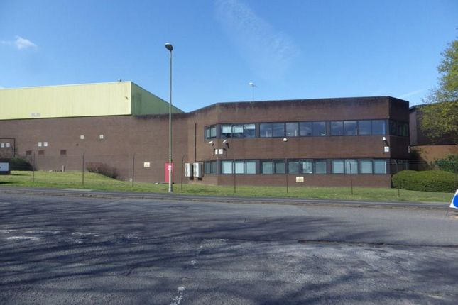 Thumbnail Industrial to let in Brooking House, Grafton Way, Basingstoke