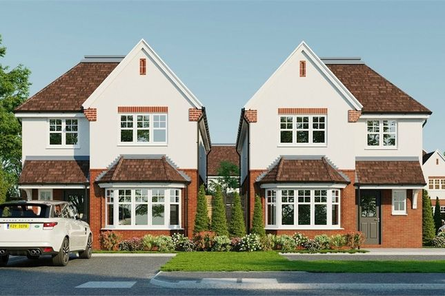 Thumbnail Detached house for sale in Weston Avenue, West Molesey, Surrey
