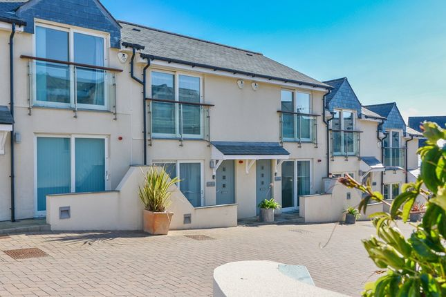 Thumbnail Terraced house for sale in Ocean Blue, Treyarnon Bay