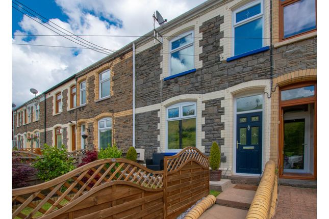 Thumbnail 2 bed terraced house for sale in Station Terrace, Ebbw Vale