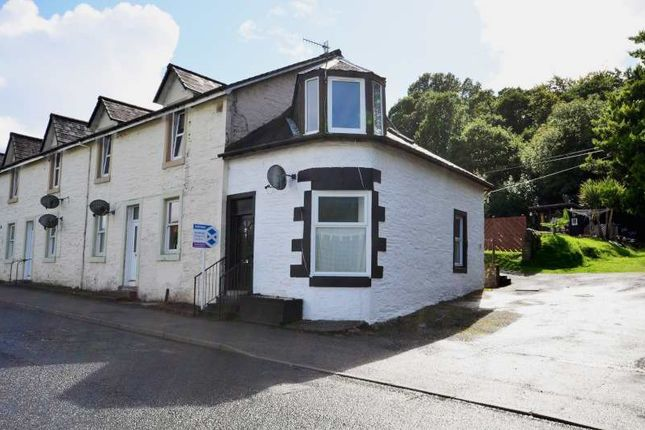 Thumbnail End terrace house for sale in Sommerville Place, Sandbank, Dunoon