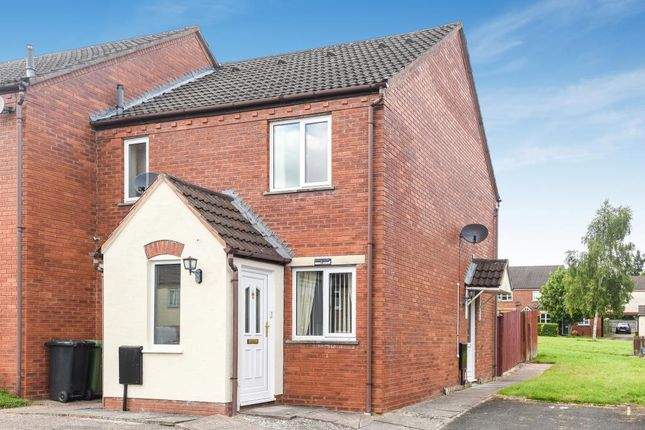 Thumbnail End terrace house to rent in Belmont, Hereford