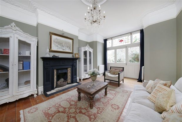 Thumbnail Flat to rent in Fontaine Road, London