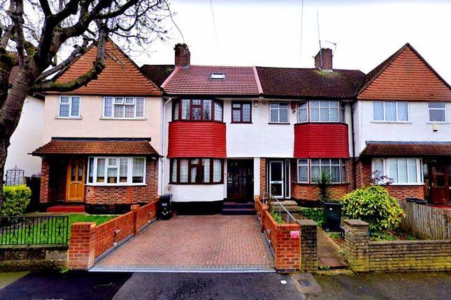 Thumbnail Semi-detached house to rent in Goston Gardens, Thornton Heath