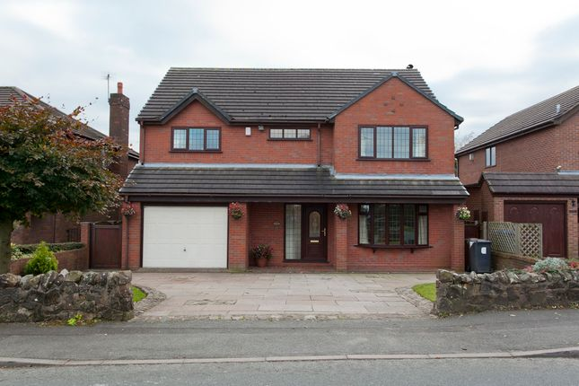 Thumbnail Detached house for sale in Armshead Road, Werrington, Stoke-On-Trent