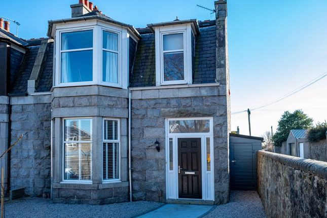 3 bed semi-detached house for sale in Hilton Avenue, Aberdeen AB24