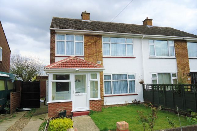 Thumbnail Semi-detached house to rent in Richards Close, Hayes