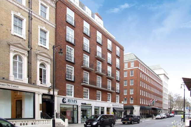 Thumbnail Flat to rent in 50 South Audley Street, London