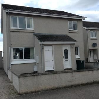 Thumbnail Flat for sale in Elmfield Road, Elgin