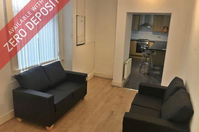 Living Room of Ladybarn Lane, Fallowfield, Manchester M14