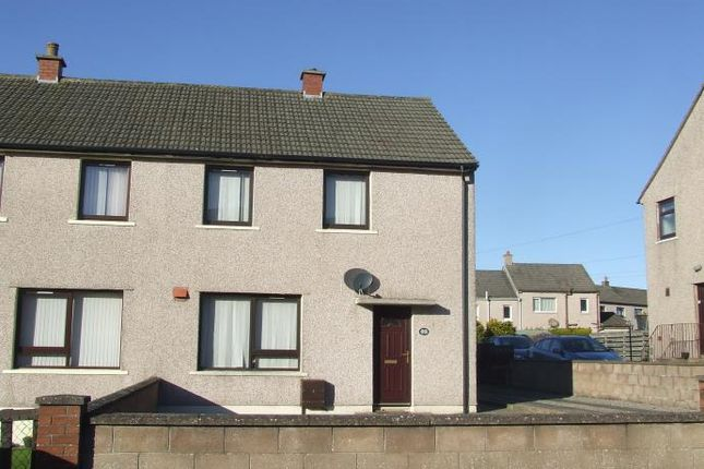 Thumbnail Semi-detached house to rent in 63 Greenlea Road, Annan