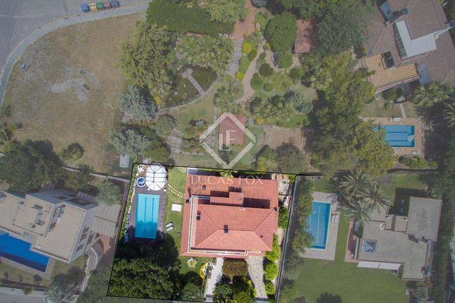 Thumbnail Villa for sale in Spain, Barcelona North Coast (Maresme), Alella, Mrs6758