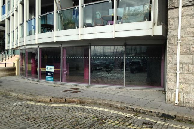 Thumbnail Restaurant/cafe to let in 15 North Quay, Sutton Harbour, Plymouth