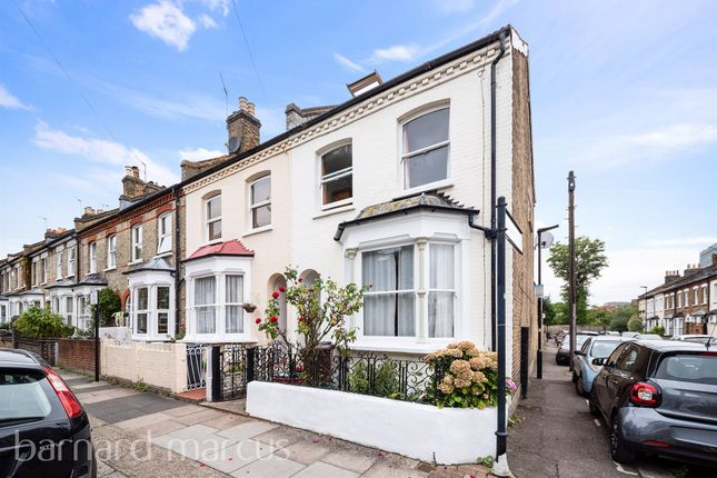 Thumbnail End terrace house for sale in Hamilton Road, Brentford