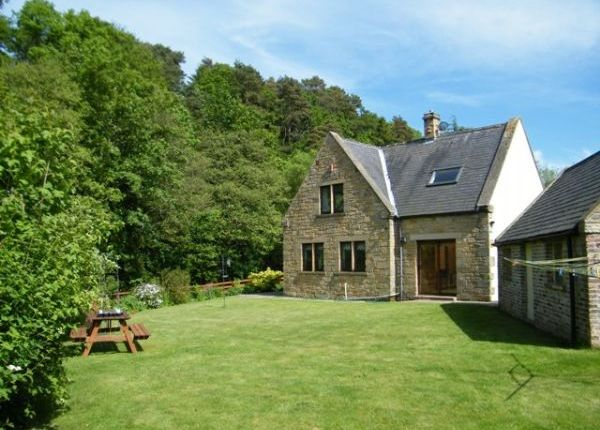 Thumbnail Detached house for sale in Mitford, Morpeth