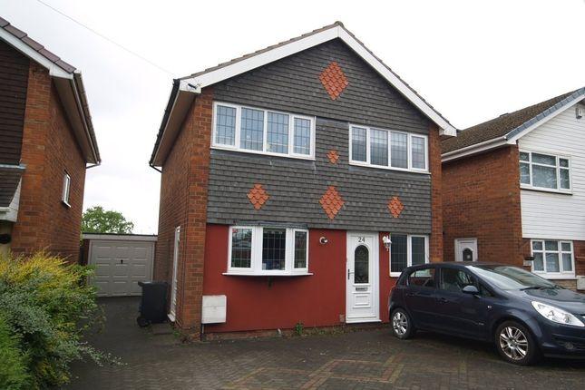 Thumbnail Detached house for sale in Landrake Road, Kingswinford
