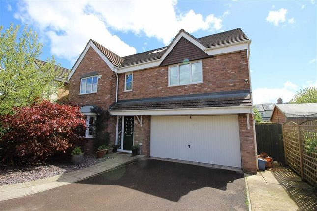 Thumbnail Detached house for sale in Maple Drive, Monmouth, Monmouthshire