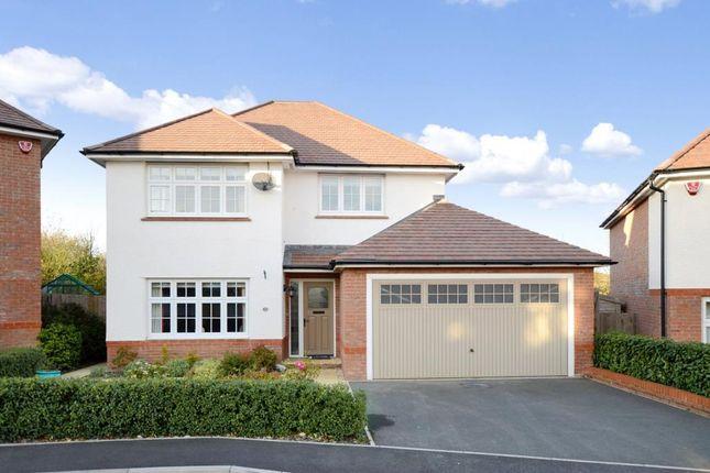 Thumbnail Detached house for sale in Primrose Drive, Newton Abbot, Devon