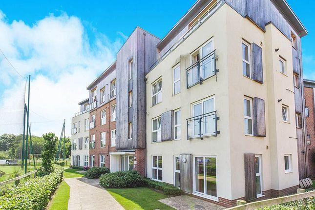 Thumbnail Flat for sale in Brunswick Place, Totton, Southampton