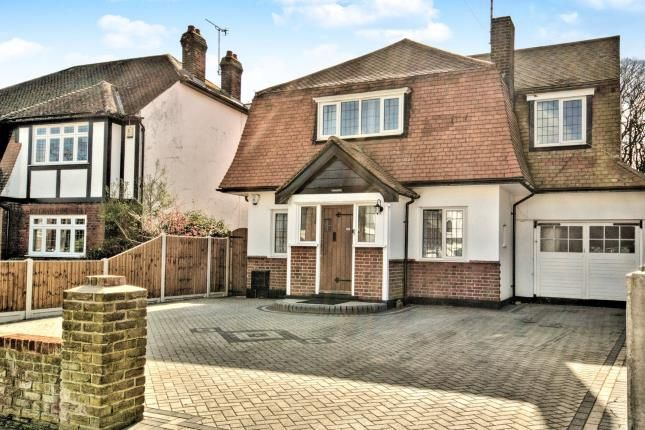 Thumbnail Detached house for sale in Woodside, Leigh-On-Sea