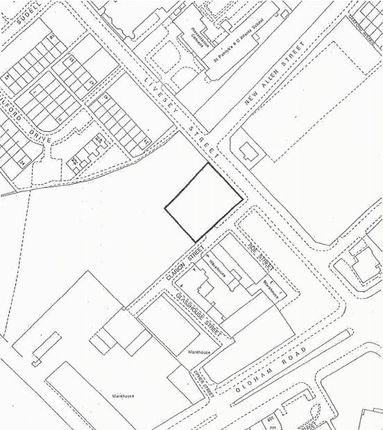Thumbnail Land for sale in Land At The West Side Of Clarion Street, Manchester