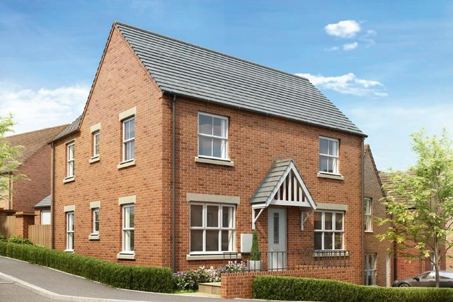 "Thumbnail Detached house for sale in ""Alderney"" at Bankside, Banbury"