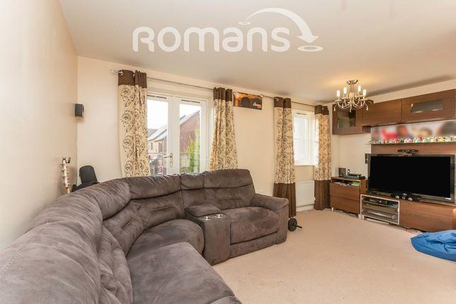 4 bed terraced house to rent in Owen Way, Basingstoke RG24