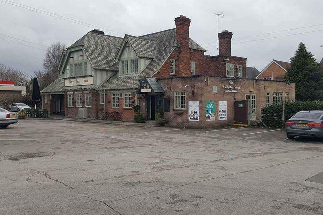 Thumbnail Pub/bar for sale in Church Hill, Church Street, Connah's Quay, Deeside