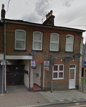 Thumbnail Flat for sale in Ashton, Luton