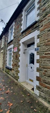 Front of Pencai Terrace, Treorchy CF42