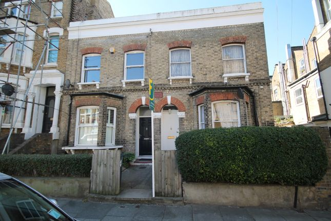 Thumbnail End terrace house for sale in Arlingford Road, London