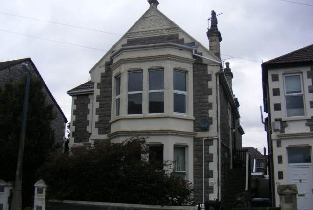 Thumbnail Flat to rent in Severn Road, Weston-Super-Mare, North Somerset