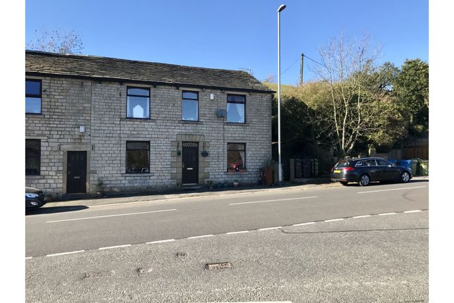 Thumbnail Terraced house for sale in Wool Road, Saddleworth