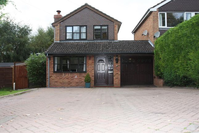 Thumbnail Link-detached house to rent in Abberley Avenue, Stourport-On-Severn