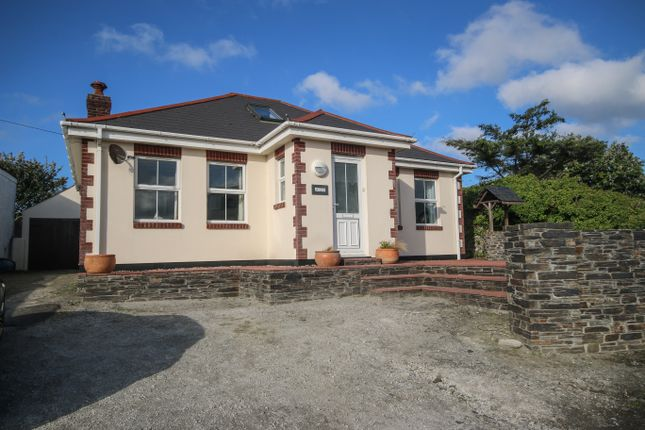 Thumbnail Detached bungalow for sale in St Merryn, Nr Padstow