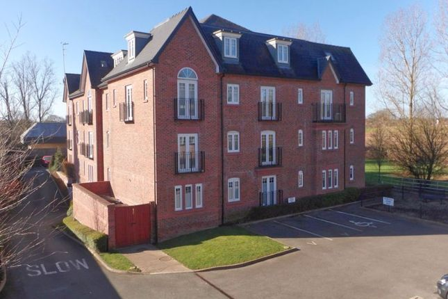 Thumbnail Flat for sale in Barony Road, Nantwich, Cheshire
