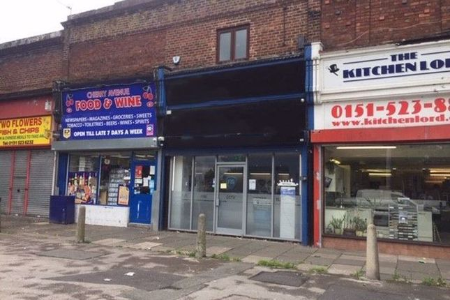 Thumbnail Commercial property for sale in Cherry Avenue, Walton, Liverpool
