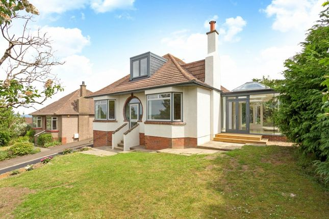 Thumbnail Detached bungalow for sale in 75 Drum Brae North, Corstorphine, Edinburgh